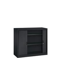 Roldeurkast - H.105 x B.120 cm - Inclusief 2 legborden
