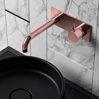 Hotbath Cobber inbouw Wastafelkraan Chroom CB006-18