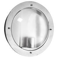Sglighting SG Primo LED plafondlamp E27 gegalvaniseerd rond IP65 IK10 691570