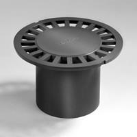Dyka Doucheputrooster PVC diameter 135mm
