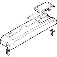 Geberit AP128 toebehoren voor spoelreservoir type toebehoren deksel 1 wit excl. bediening