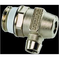 """VSH simplex radiator aftapper 1/2"""" buitendraad met tape draaibaar"""