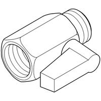grohe onderdelen sanitaire kranen tbv Europlus E inbouwkast