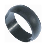 Vsh 206 knelring kunststof zwart uitwendige buisdiameter 35mm