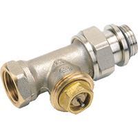 Vsh R809 radiatorafsluiter uitvoering staartstuk/binnendraad recht thermostatisch voorbereid
