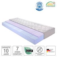 7-zones koudschuim gelmatras Sleep Gel 2, Breckle