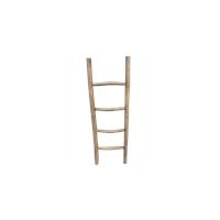 HSM Collection Decoratieve ladder Pank - antiek