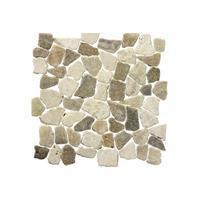 Terred'azur Suntraw natuursteen mozaiek 30x30