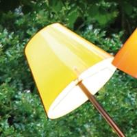 Top Light Gele kap voor buitenlamp OCTOPUS OUTDOOR