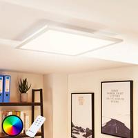 Lampenwelt.com LED paneel Tinus, kleurverandering RGB - warmwit