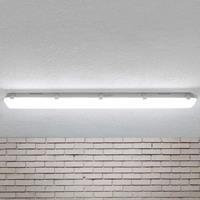 Lampenwelt.com LED plafondlamp Mareen, IP65 variabele lichtkleur