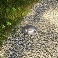 Lampenwelt.com LED grondspot inbouwlamp Anina van aluminium