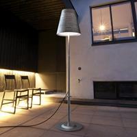 Nordlux Voet m. bodemplaat v.staande lamp Fuse v. outdoor