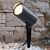 Lampenwelt.com LED buitenspot Anton met grondspies