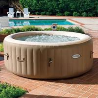 Intex PureSpa Bubble Massage opblaasbare jacuzzi XL