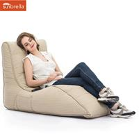 Ambient Lounge Outdoor Sunbrella Avatar Sofa - Mudhoney Dune