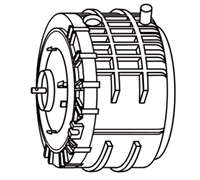 Sanibroyeur SANICOMPACT® Star motor