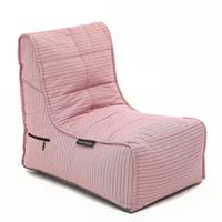 Ambient Lounge Outdoor Evolution Sofa - Raspberry Polo