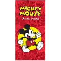 Disney Mickey Mouse The True Original - Strandlaken - 75x150cm