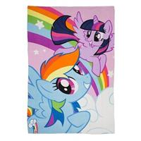Hasbro My Little Pony fleece deken