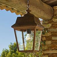 LOBERON Hanglamp voor buiten Haironville