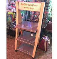 Fiftiesstore New York Times Display Stand - Origineel