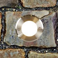 Lorefar (FARO) Roestvrij staal - moderne LED inbouwlamp LED-18