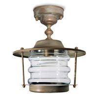 Moretti Lantaarn plafondlamp Adessora zeewaterbestendig