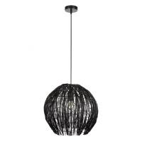 Nostaluce Cocoon hanglamp zwart