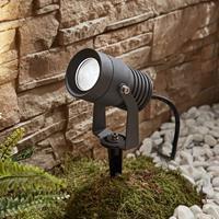 Lampenwelt.com LED buitenspot Jon met beweegbare lampenkop