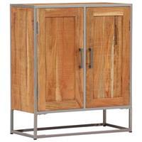 VidaXL Dressoir 65x30x75 cm massief acaciahout