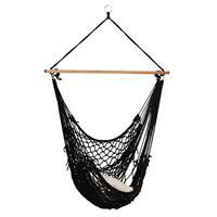 tropilex Hangstoel 1 Persoons Rope Black
