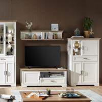 Home24 Tv-meubel Jasmund I, Ridgevalley