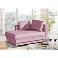 Home24 Chaise longue Kalbar, Moerteens