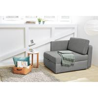 Home24 Chaise longue Nordby, Fredriks