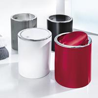 Home24 Cosmetica-afvalbak Clap, Kleine Wolke