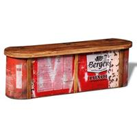 VidaXL Opbergbank dressoir gerecycled hout