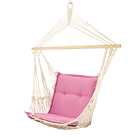 Kopu ® Hangstoel Mallorca - Antique Pink