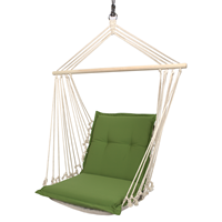 Kopu ® Hangstoel Canjaro Sand - Office Green