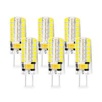 groenovatie GY6.35 Dimbare LED Lamp 2W Warm Wit 6-Pack