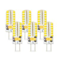 groenovatie GY6.35 Dimbare LED Lamp 4W Warm Wit 6-Pack