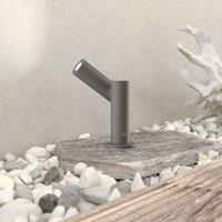 Lampenwelt.com LED sokkellamp Narea, verstelbaar, 14 cm