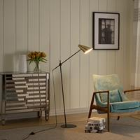 Home24 Staande lamp Viby, Loistaa