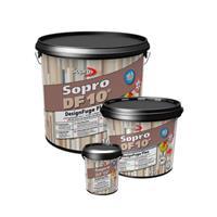 Sopro DF10 voegmortel 5kg Bruin SOP5054