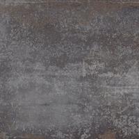 Tegel Flatiron Black Mat Zwart 61x61 Gerectificeerd