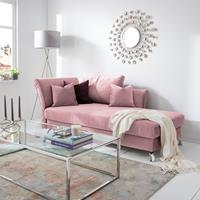 Home24 Chaise longue Habay, Jack und Alice