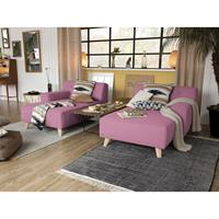 Home24 Chaise longue Nordic Chic, Tom Tailor