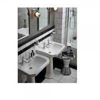 heritagebathrooms Wastafelmenger Gracechurch 175 x 126 x 50 mm Heritage