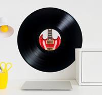 tenstickers Sticker Vinyl Platen Foto Personaliseren