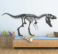 tenstickers T-rex skelet sticker